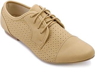 2892bf4cd4 Moda  Sapatos Oxford na Amazon.com.br