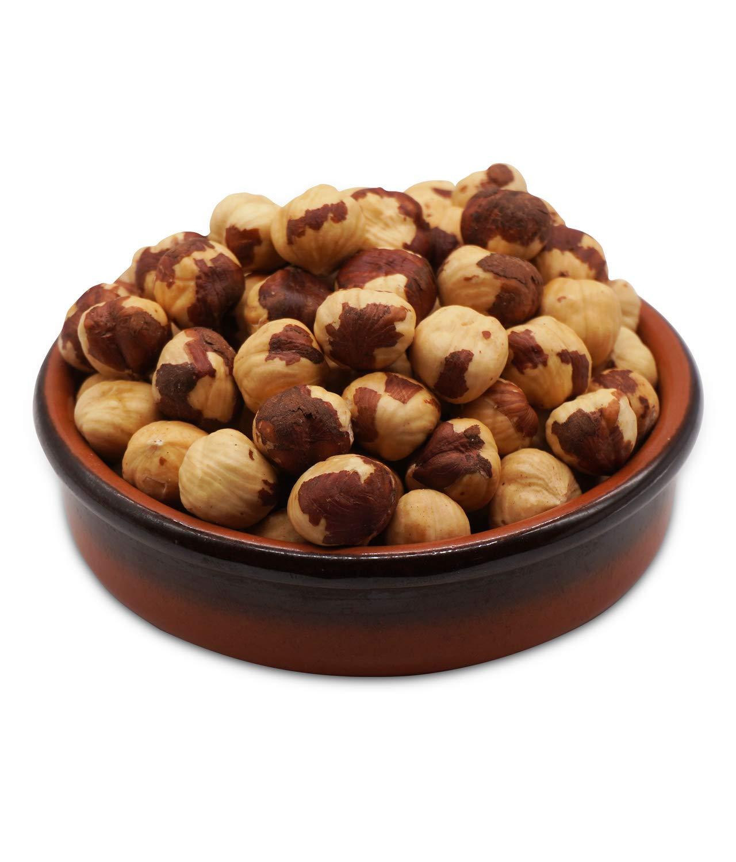 Secret Garden`s Turkish Roasted Hazelnut. Unsalted, Hazelnut. No Shell. Resealable Bag (1LB)