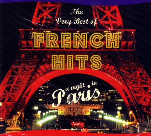 The Very Best of French Hits [2 CD Digipak]
