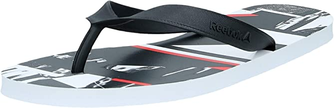 Reebok Cash Flip, Men's Slippers, Black