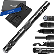 misuki Gifts for Men Dad,Tactical Pen (8-in-1),Cool & Unique Anniversary Birthday Gifts for Boyfriend Him Husband Dad,Fun ...