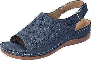 T- Slippers voor dames, ademend, slip-on, platte enkelriempjes, vrijetijdsschoenen, lage schoenen, platte rijschoenen, sli...