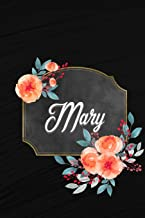 Mary: Personalized Journal for Women and Girls