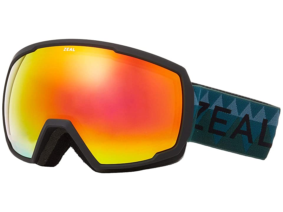 Zeal Optics Nomad (Pacific Moss w/ Phoenix Mirror) Snow Goggles