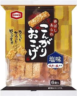 亀田製菓 こんがりおこげ 100g×12袋