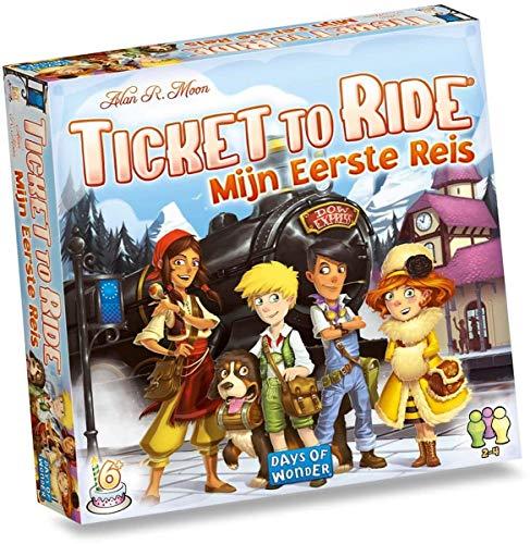 Ticket to Ride Mijn Eerste Reis - NL