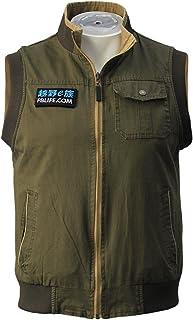 jxhracing CV003VM Two Sides Wearing Multi-Pocket Outdoor Vest