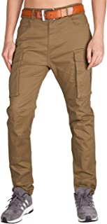 Men's Survivor Casual Cargo Pant Relaxed Fit Military Outdoor