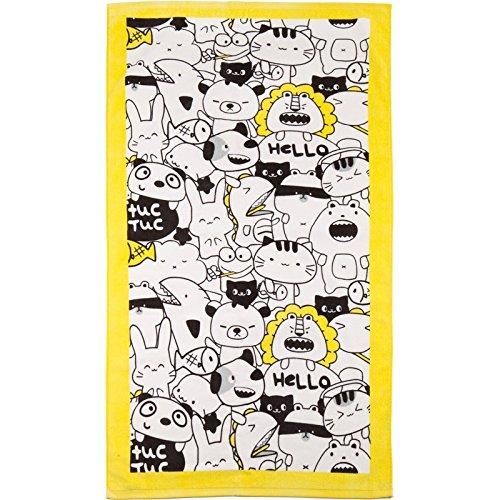 Tuc Tuc Crazy Lemons - Toalla