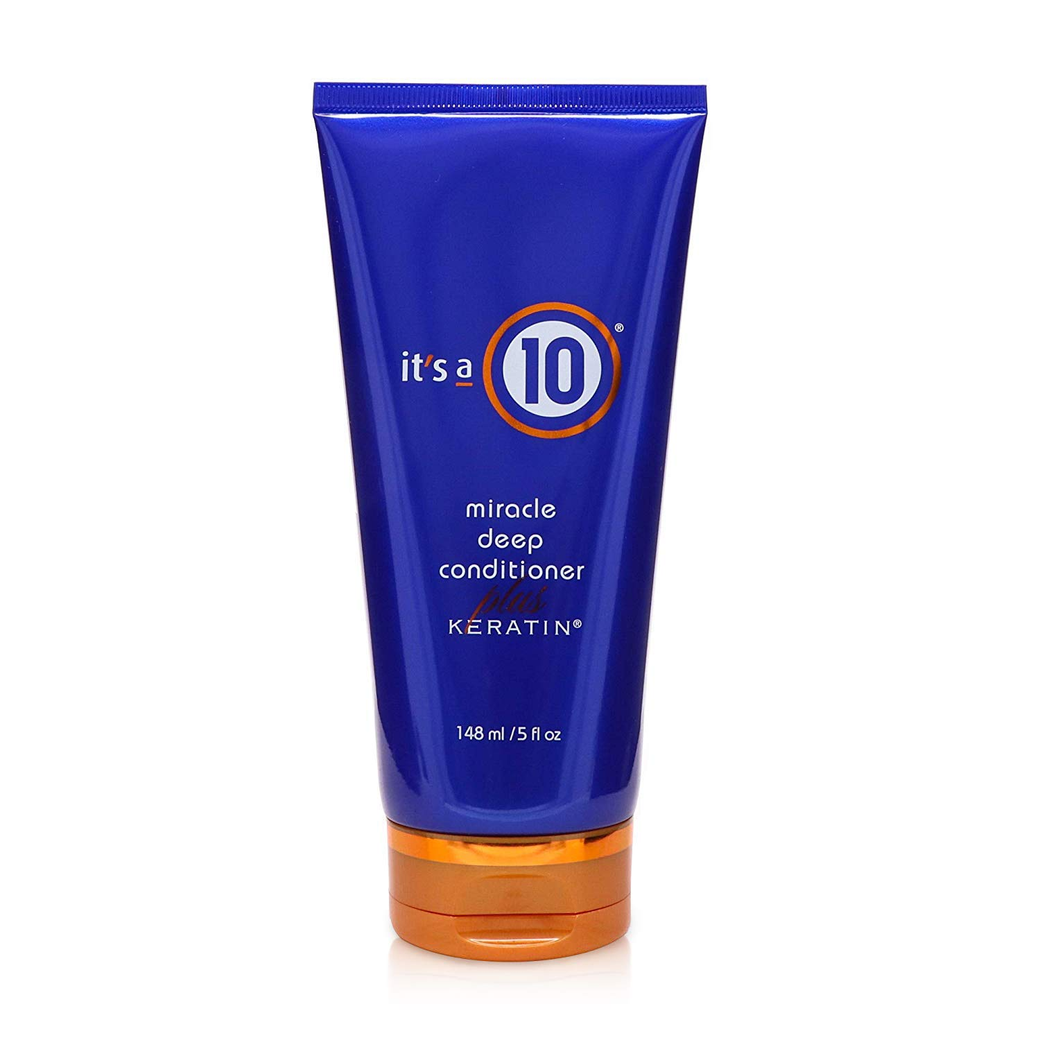 It's a 10 Haircare Miracle Deep Conditioner plus Keratin, 5 fl. oz. (Pack of 1)