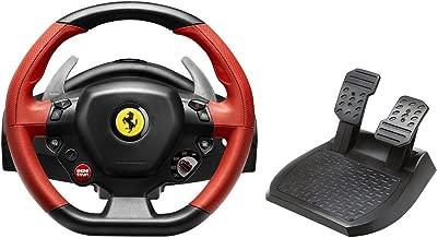 Thrustmaster Ferrari 458 Spider Racing Wheel for Xbox One (Renewed)