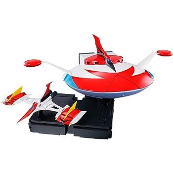 超合金魂 UFOロボ グレンダイザー GX-76X グレンダイザー D.C.対応スペイザーセット 全長約180mm ABS&PVC製 塗装済み可動フィギュア