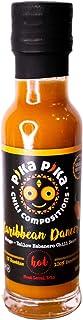 Mango Gelber Habanero Sauce - Schärfegrad: 7 von 10 80 bis 120 Tsd Scoville geschätzt / 100 ml. / Sehr Scharf, für echte Scharfistas! - Slow Food