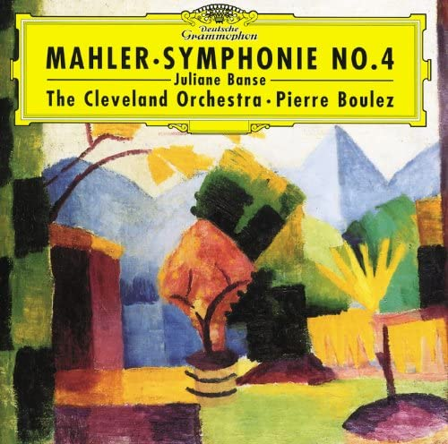 Juliane Banse, The Cleveland Orchestra & Pierre Boulez
