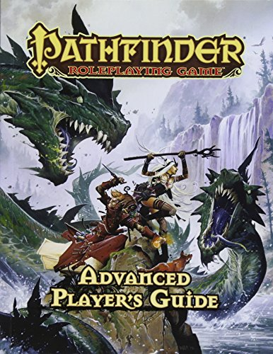 Pathfinder Roleplaying Game: Advanced Player