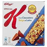 Kellogg's Special K Barrette Cioccolato al Latte - 120 gr...