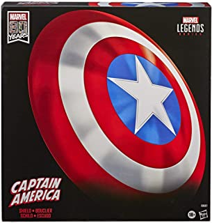 Exclusive Marvel Legends Gear Classic Comic Captain America Shield Prop Replica