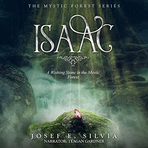 Isaac: A Wishing Stone in the Mystic Forest audiobook cover art