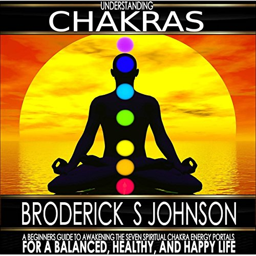 Understanding Chakras audiobook cover art