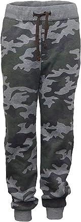 d923a88aa071b LotMart Enfants Imprimé Camouflage Bas Survêtement Garçon Fille Pantalon de  Jogging Pantalon Survêtement