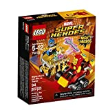 LEGO Super Heroes Mighty Micros: Iron Man Vs. Thanos 76072...