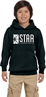 Star Lab Unisex Youth Pullover Hoodie Sweat Shirt