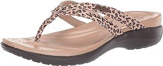 Crocs Women's Capri Strappy Flip Flops | Sandals for Women