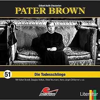 Die Todesschlinge (Pater Brown 51) Titelbild