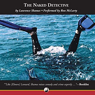 The Naked Detective audiobook cover art