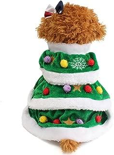 Best christmas tree dog costume Reviews