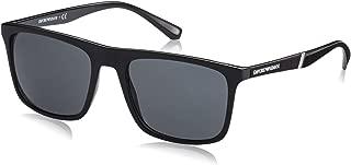 Kính mắt cao cấp nam – Sunglasses Emporio Armani EA 4097 501787 BLACK