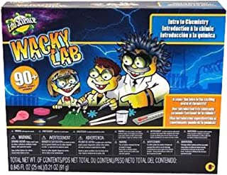Edu Science Wacky Lab Intro to Science - Includes Chemistry Set