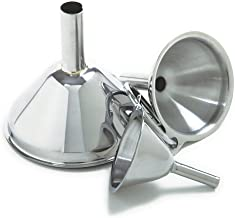 Norpro Stainless Steel Funnels, Set of 3 (252)