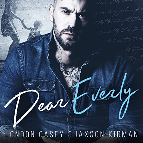 Dear Everly audiobook cover art