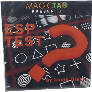 Magic Tao ESP Test Cards with DVD