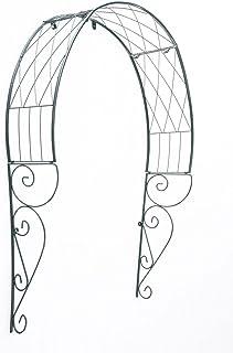CLP Arco para Flores Hecho En Metal I Arco con Fijación De