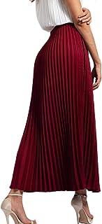 Alita Pleat - Andrea Big Pleat A-line Skirt For Girls Woman Skirt