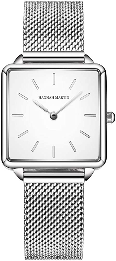 Quartz Watches Women Square Dial Steel Business Selling Credence Casual Stainless
