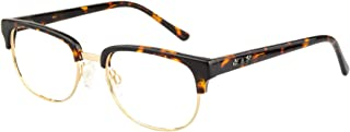 Edison & King Audrey reading glasses - back to the future