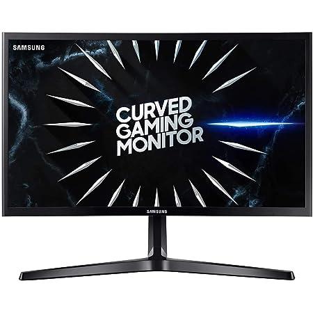 Samsung C24f396fhr 60 9 Cm Curved Monitor Schwarz Computer Zubehör