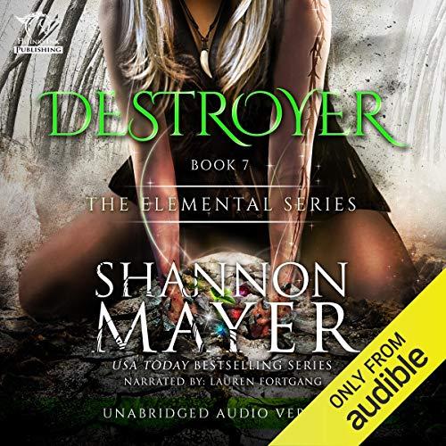 Destroyer cover art
