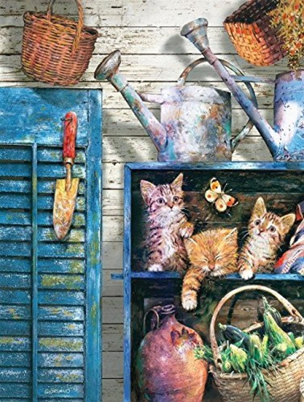Garden Cupboard by SunsOut