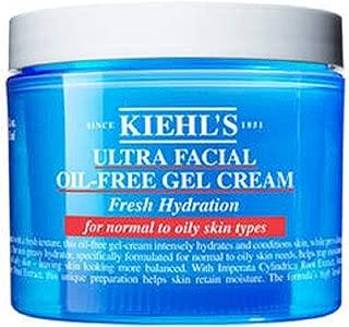 KIEHLUltra Facial Oil-Free Gel-Cream A gel moisturizer for oily skin and normal skin.