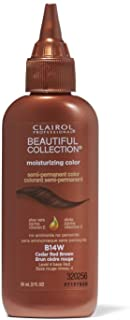 Clairol Professional Beautiful Collection Semi-permanent Hair Color, Cedar-red Brown