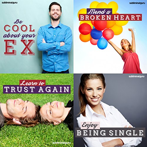 Handle Any Break-Up Subliminal Messages Bundle cover art