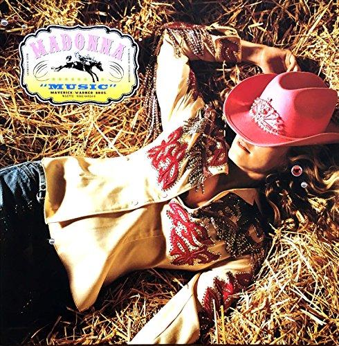 Music (Calderone)/Music (Hq2 Club Mix) [Vinyl Single]