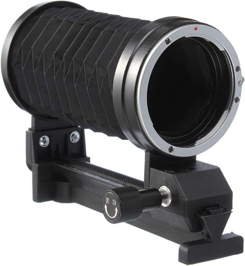 Foto4easy Extension Max 80% OFF Tube Macro Lens Same day shipping Bellow for Came EOS Canon EF