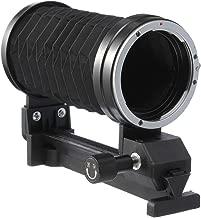 Runshuangyu Extension Tube Macro Lens Bellow for Nikon AI SLR Camera D750 D810 D7200 D7000 D90 D80 D60 D7100 D5300 D5200 D5100 D3300 D3100 D3000 DSLR and More