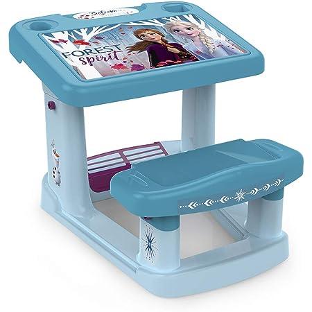 Chicos Disney Primer, Pupitre Infantil, Incluye Láminas de Frozen II, a Partir de 24 Meses, Color Muticolor, 57.5 x 72.5 x 49 cm (Fábrica de Juguetes 51129)