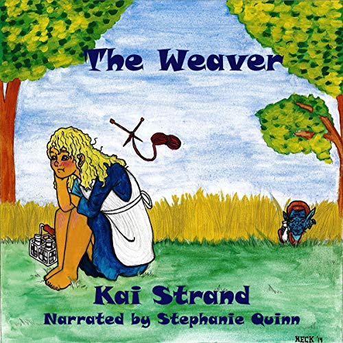 The Weaver audiobook cover art